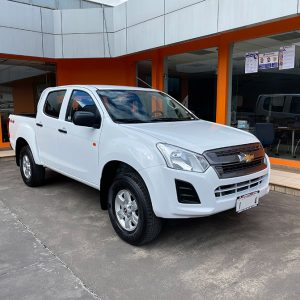 dmax diesel 2019 4x4 blanca