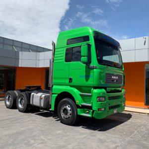 Tracto Camiones